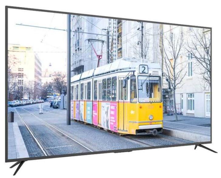 "TV 75"" Smartech SMT75E1MUC2M - 4K UHD, HDR10, Android TV"