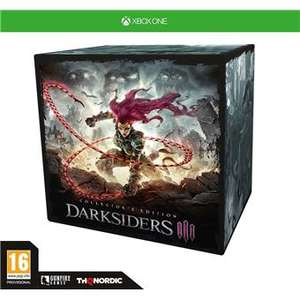 Darksiders III Edition Collector sur Xbox One