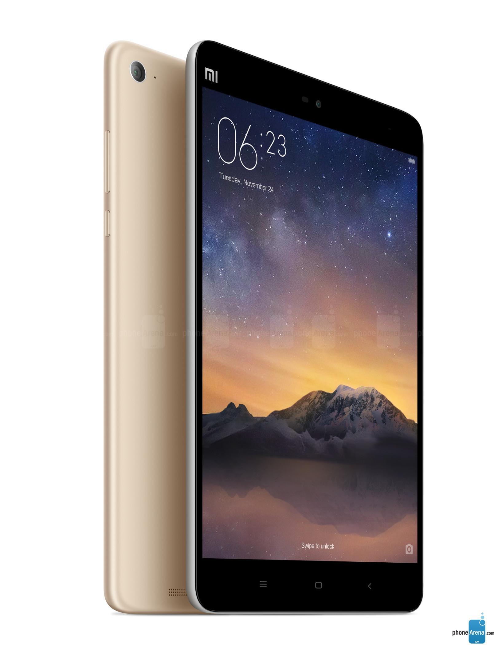"""Tablette 7.9"""" Xiaomi Mi Pad 2 - 2048×1536, X5-Z8500 64bit 2.2GHz, RAM 2Go, 64Go, Windows 10"""