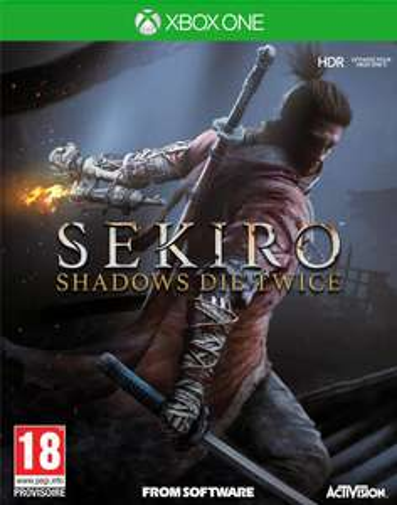 Sekiro Shadows Die Twice sue Xbox One