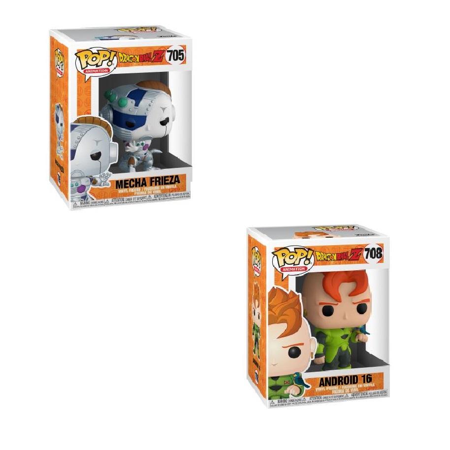 Figurine Funko Pop! Dragon Ball Z - Mecha Freezer ou C-16