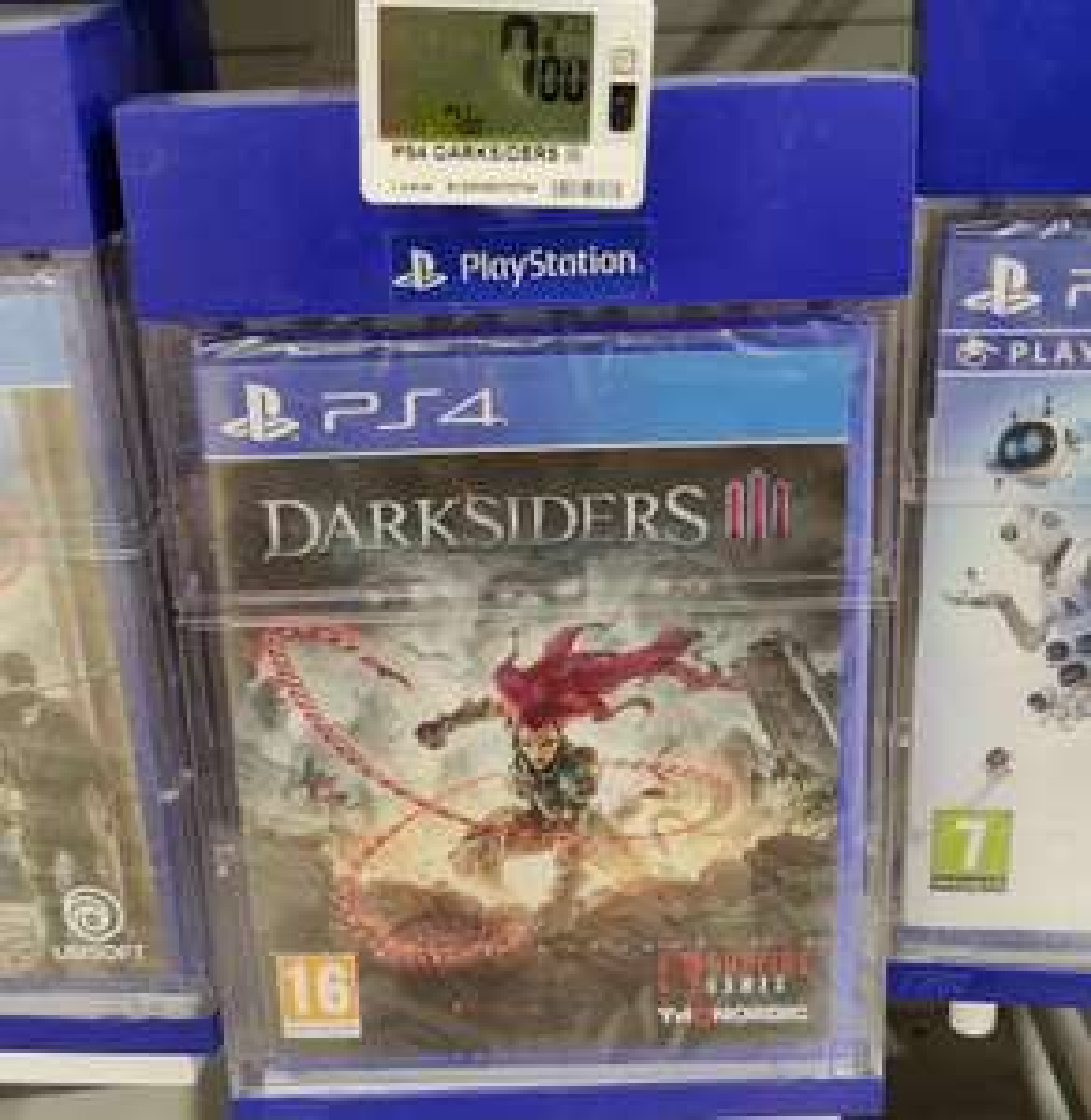 Sélection de jeux vidéo en promotion - Ex : Darksiders 3 sur PS4 - Goussainville (95)
