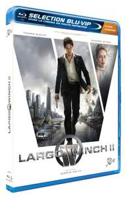 Sélection de Blu-ray à 2,96€ - Ex : Largo Winch 2