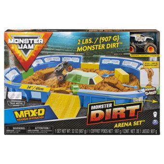 Playset Monster Jam Monster Dirt Arena