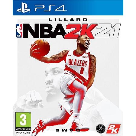 NBA 2K21 sur PS4 ou Nintendo Switch
