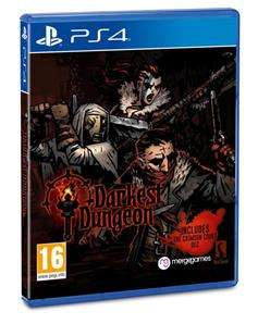 Darkest Dungeon Ancestral Edition (Le jeu + DLC Crimson Court & Shielbreaker) ou Owlboy sur PS4
