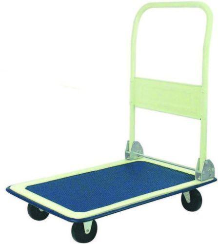 Chariot de transport pliable 74x48cm (max. 150kg)