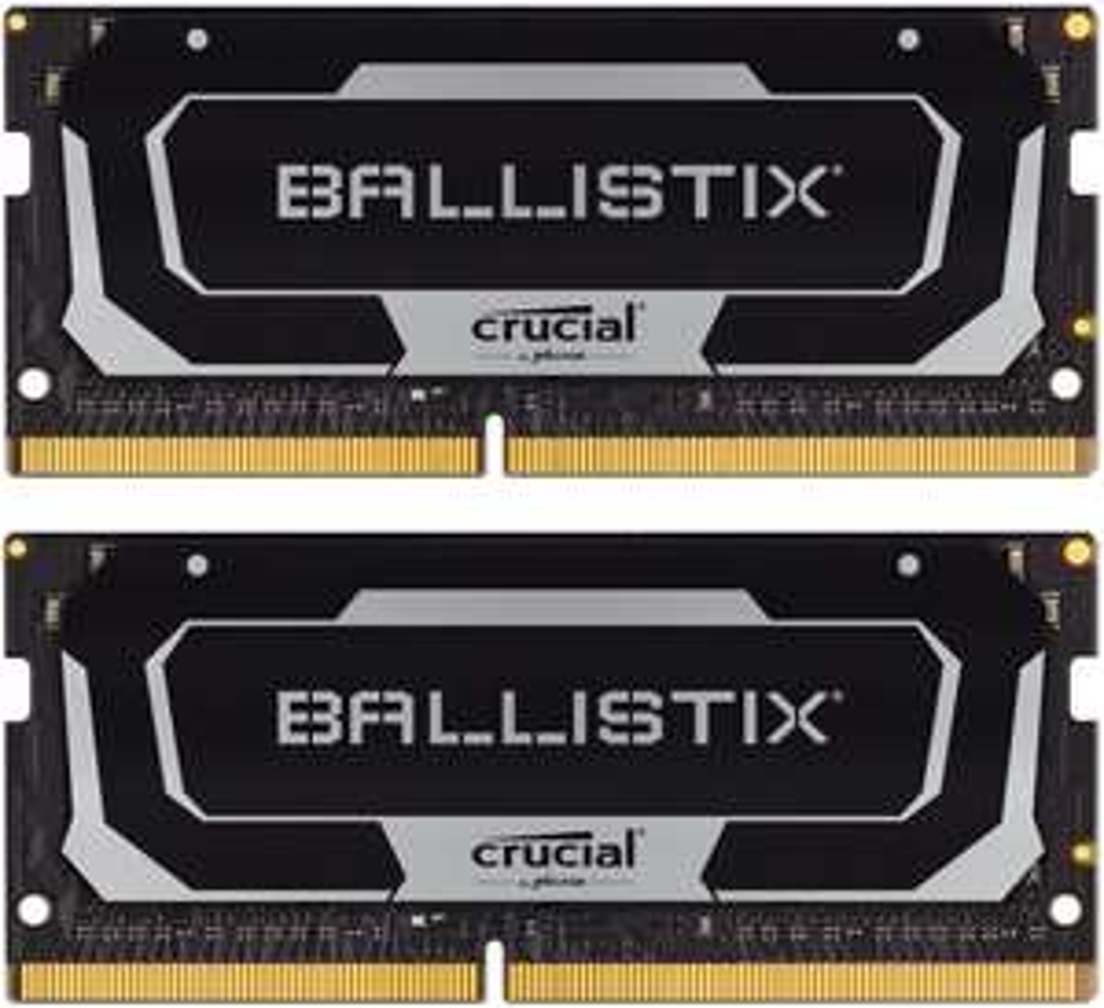 Kit de RAM SO-DIMM Ballistix TM DDR4-3200 CL16 - 16 Go (2x8)