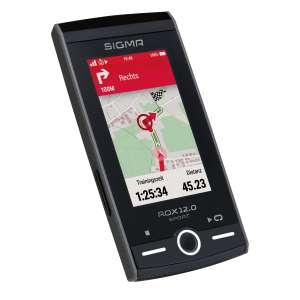 Sport Compteur Vélo avec navigation Sigma Rox 12.0 (4 Go)