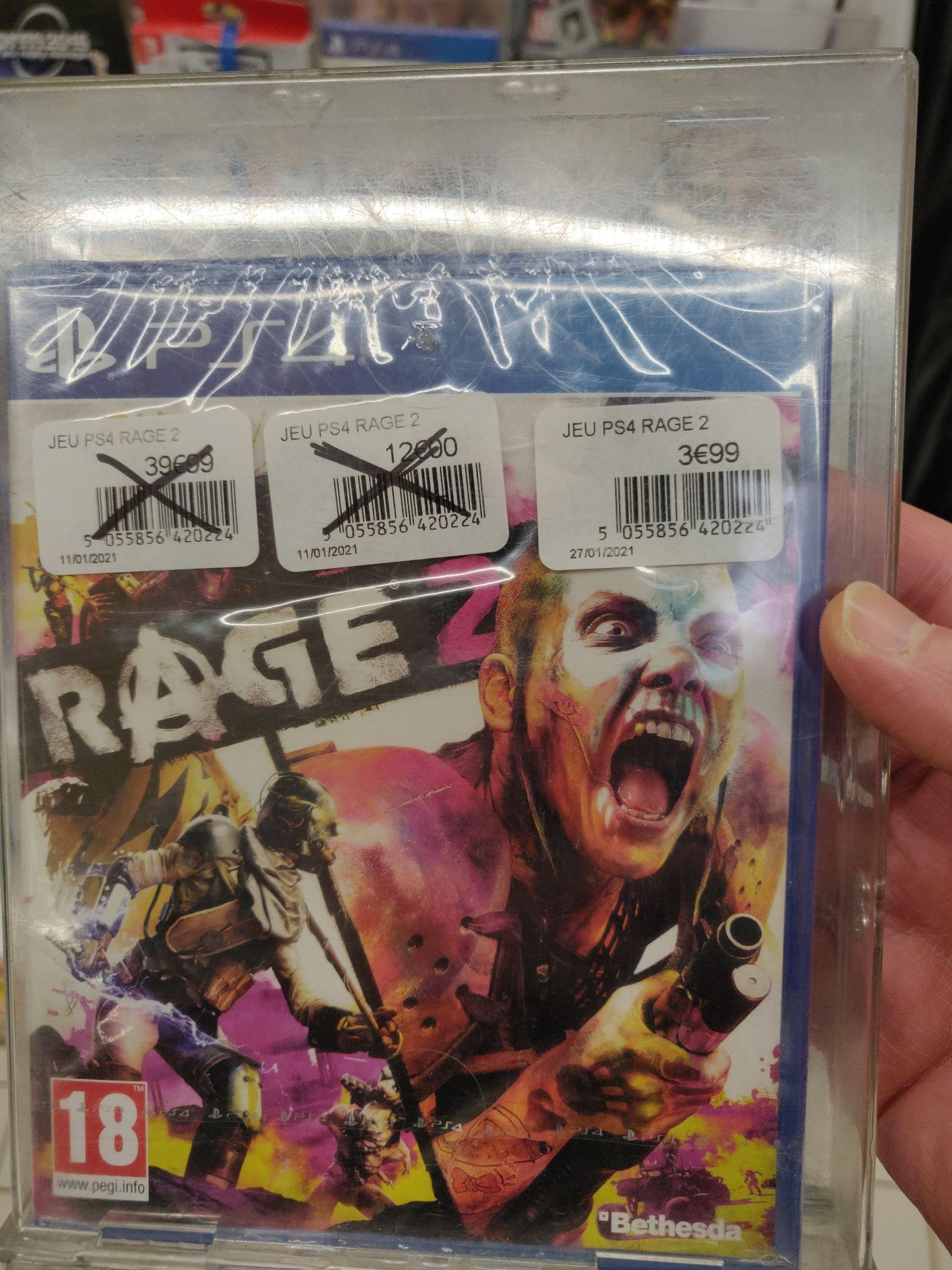 Jeu Rage 2 sur PS4 - Cora Lens 2 (62)