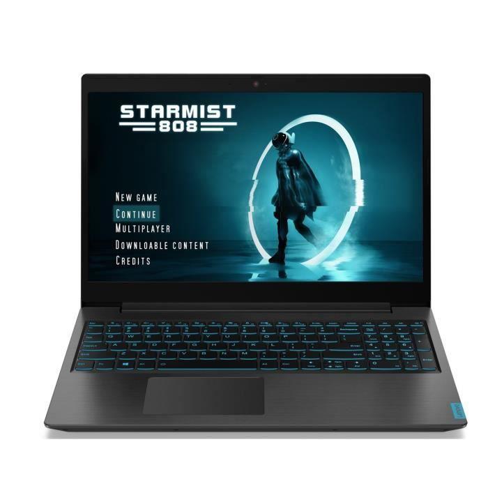"""PC Portable 15.6"""" full HD Lenovo Ideapad L340-15IRH - i5-9300HF, 8Go de RAM, 256Go SSD, GTX 1650 4Go, Sans OS"""