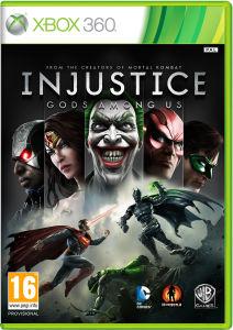 Injustice Gods Among Us + DLC + Avatar/Theme MW3 XBOX 360/PS3