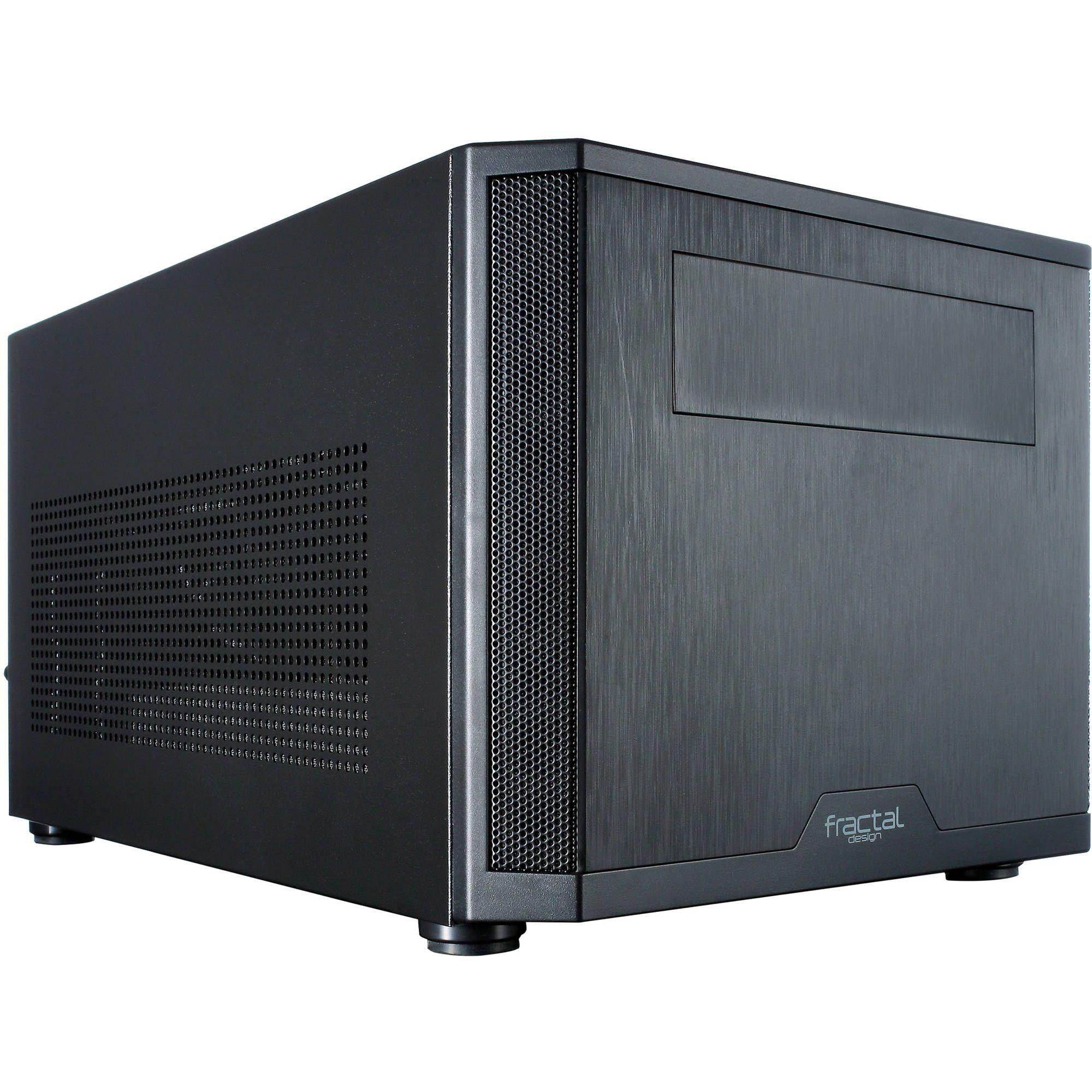 Boitier PC Fractal Design Core 500 - Mini ITX