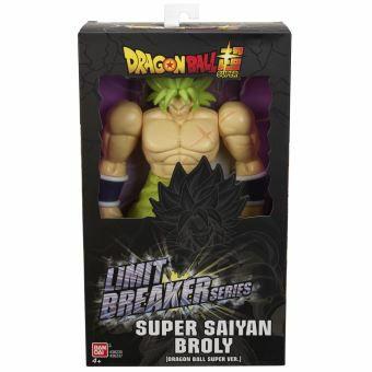 Figurine Dragon Ball Super Saiyan Broly Géante - 30 cm