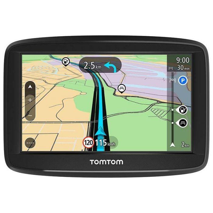 "GPS 4,3"" Tomtom 42 - Cartographie d'Europe à vie"
