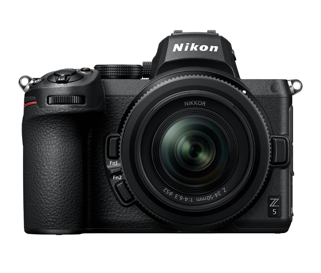 150€ de réduction sur tous les kits appareil photo numérique Nikon Z5 - Ex: Boitier Nu