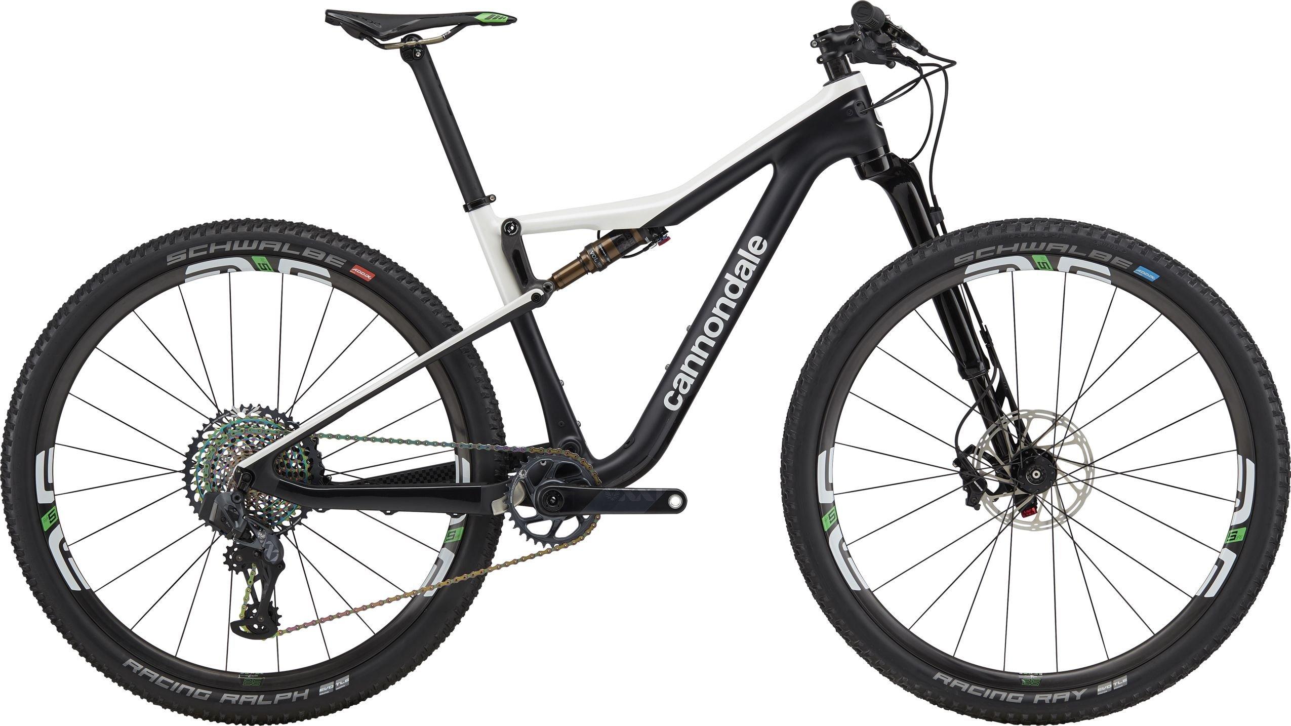 Cannondale (VTT) Scalpel Si Hi-mod World Cup Edition Mountain Bike 2020 (cyclestore.co.uk)