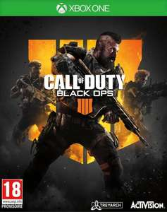 Jeu Call of Duty : Black Ops IV sur Xbox One