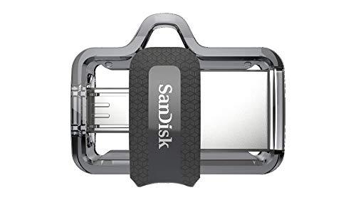 Clé micro USB / USB 3.0 SanDisk Ultra Dual Drive - 128 Go