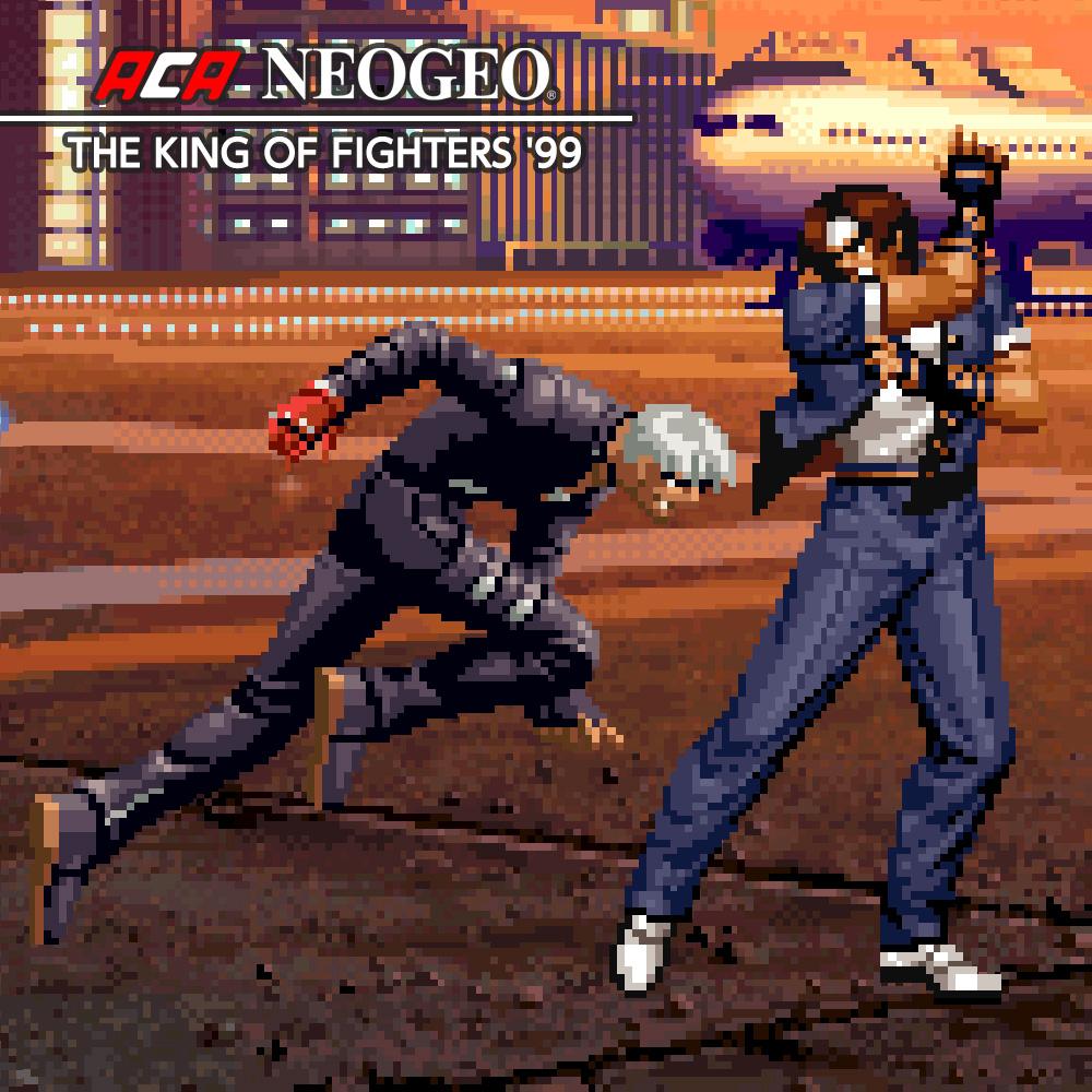 Aca Neogeo The King Of Fighters '99 sur Nintendo Switch (Dématérialisé)