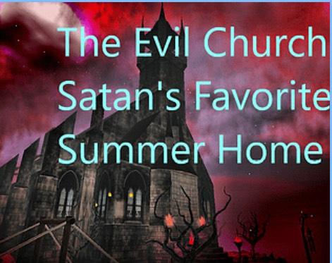 Jeu The Evil Church gratuit sur PC (Dématérialisé - DRM-Free)