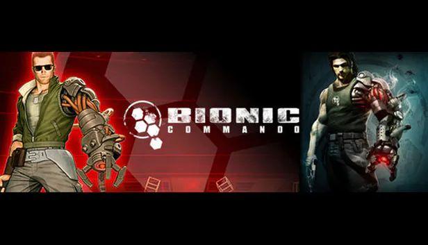 Bionic Commando + Bionic Commando : Rearmed sur PC (Dématérialisé)