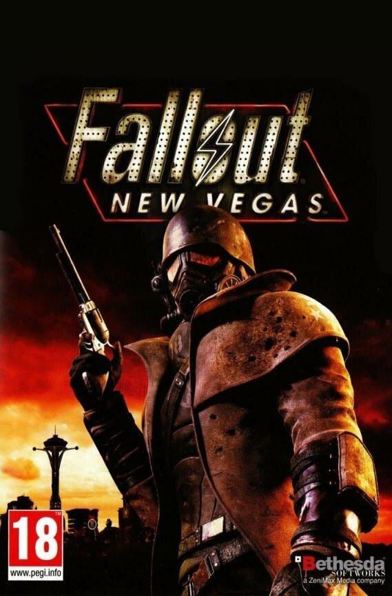 Fallout New Vegas sur PC ( Dématérialisé - Steam)