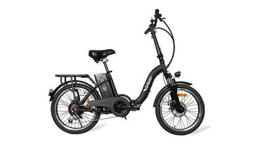 Vélo électrique pliable Velair Wave GT-25 - 250W (Noir, Blanc, Vert)