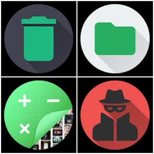 4 Applications by Augustro gratuites sur Android - Ex: Cleaner by Augustro