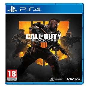 Call of Duty Black Ops IIII sur PS4 (Fougères 35) / (Angers 49)
