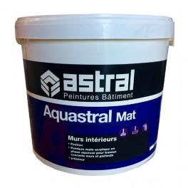 Peintures Bâtiment Aquastral Mat 15L - 15L (Peinture-Destock.com)