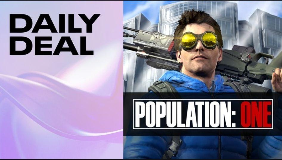 Population: One sur Quest 2 (Dématérialisé - Oculus)
