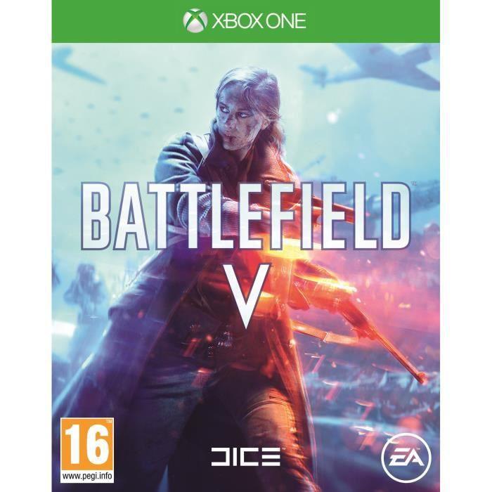 Battlefield V sur Xbox One