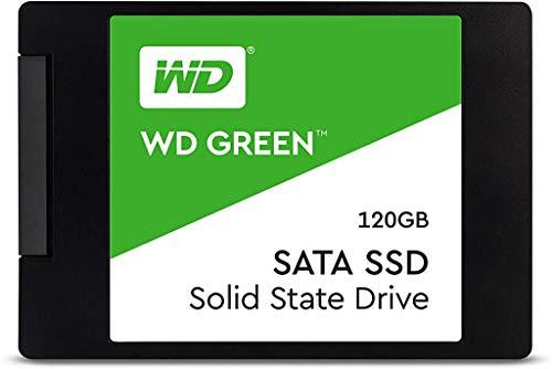 "SSD Interne 2.5"" WD Green SATA - 120 Go"