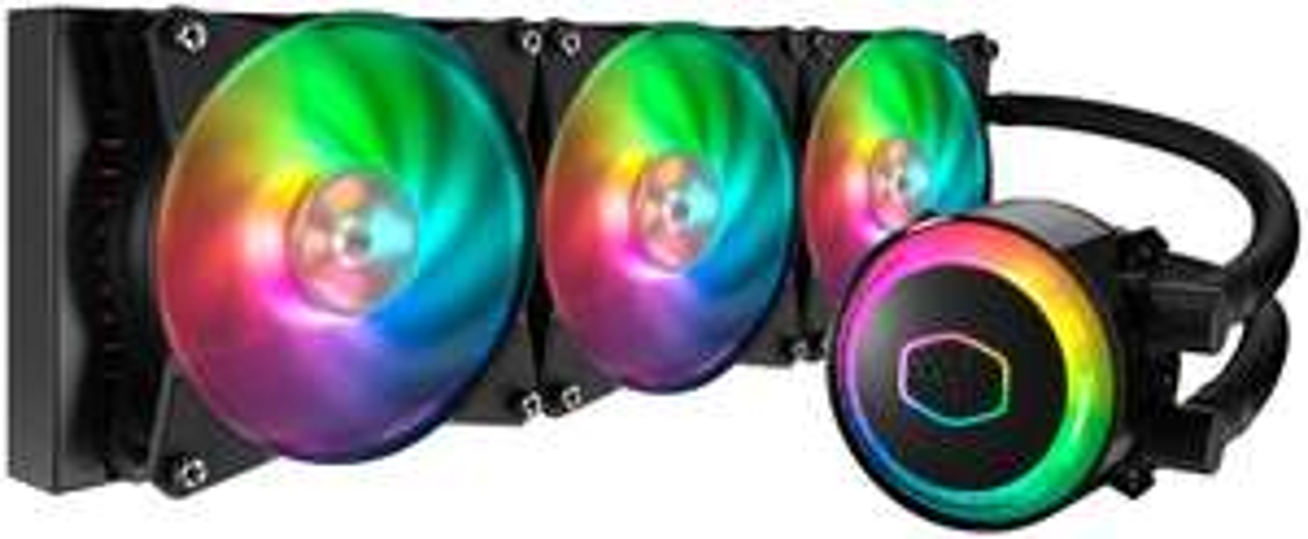 Watercooling Aio processeur Cooler Master MasterLiquid ML360R - RGB