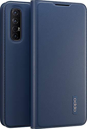 Etui à Rabat Oppo pour Smartphone Find X2 Neo - Bleu (Vendeur tiers)