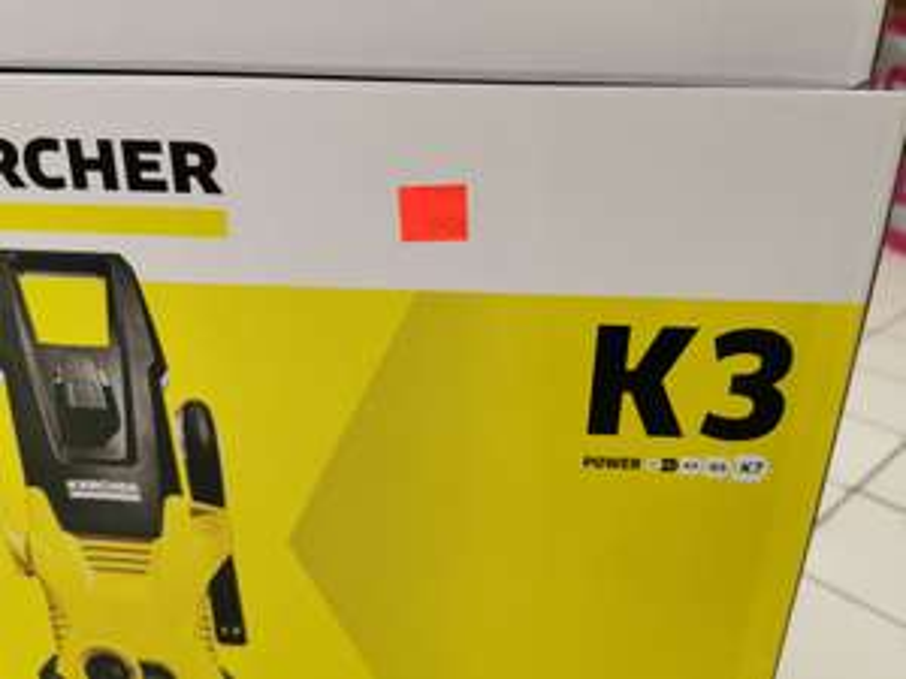 Nettoyeur haute pression Karcher K3 - Bercy (75)