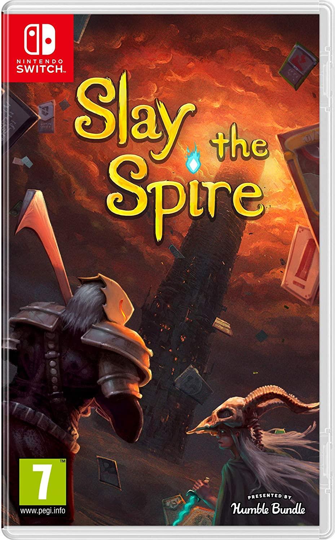 Slay the Spire sur Nintendo Switch (Vendeur tiers)