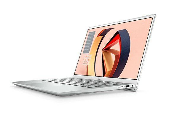 "PC Portable 14"" Dell Inspiron 5400 - Full HD, Ryzen 5 4500U, 8 Go RAM, 256 Go SSD, Windows 10"