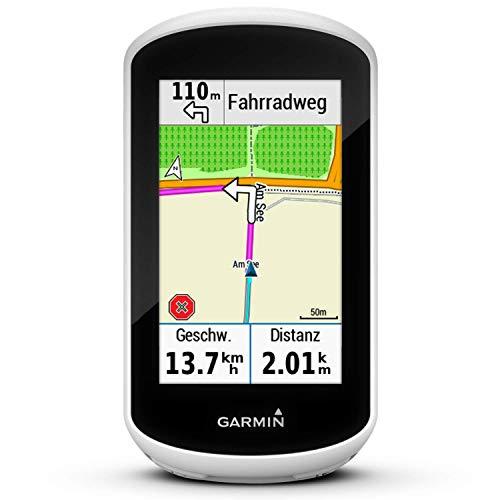 Compteur Vélo GPS Garmin Edge Explore - Blanc