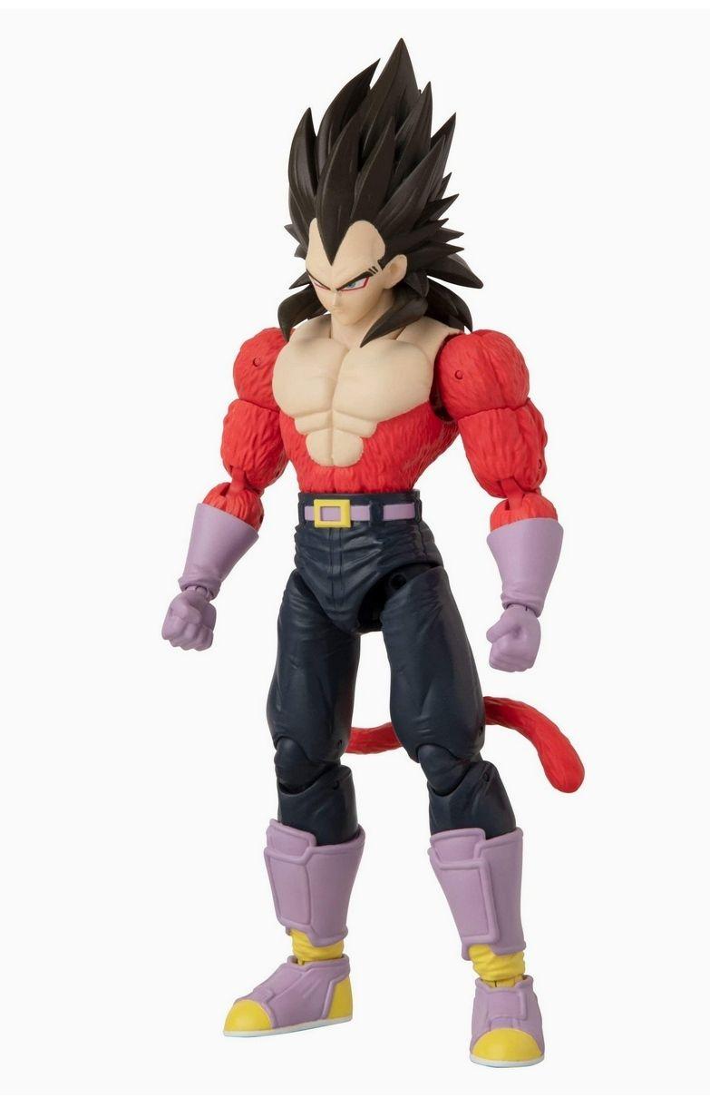 Sélection de figurines Bandai Dragon Stars : Dragon Ball Super en promotion - Ex : Super Saiyan 4 Vegeta (36193)
