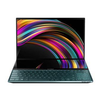 "PC Portable 15.6"" Asus Zenbook Duo UX581LV-H2002R - i7-10750H, RTX 2060, 16 Go de RAM, 1 To SSD"