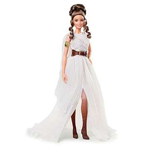 Poupée de collection Star Wars Barbie Signature - Rei