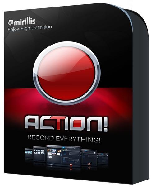 Logiciel Action! gratuit sur PC (au lieu de 26.55€)