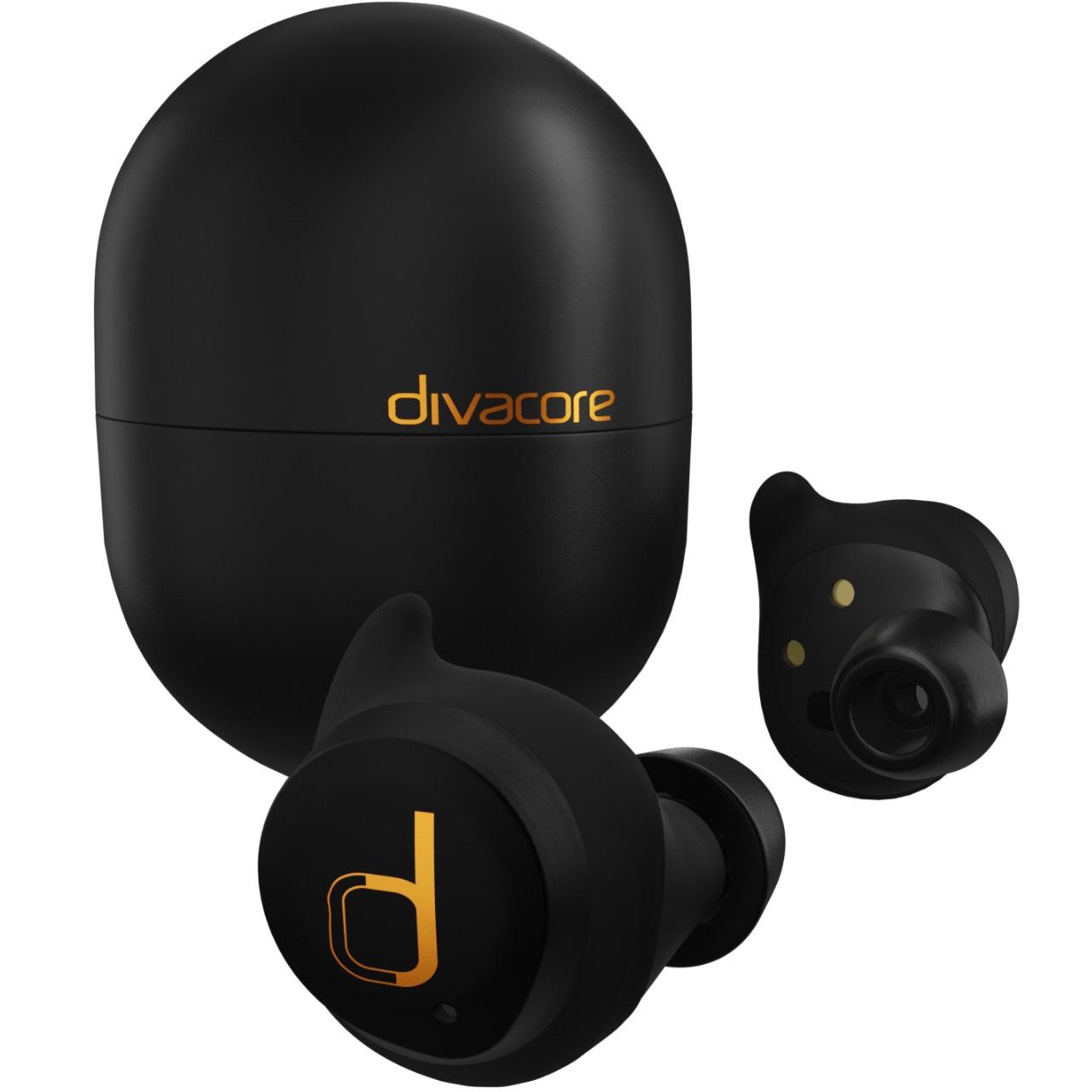 Lot de 2 paires d'écouteurs intra-auriculaires sans-fil Divacore Antipods 2 - divacore.com