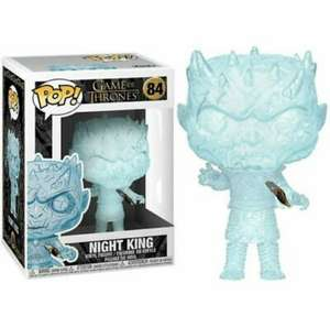 Figurine Funko Pop! Game of Thrones - Crystal Night King
