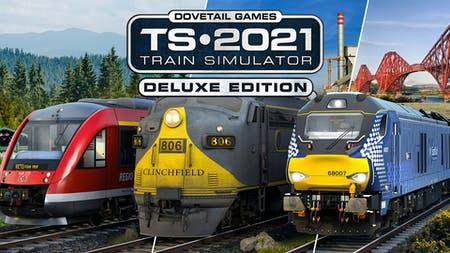 Train Simulator 2021 sur PC (Dématérialisé - Steam)