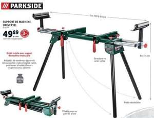 Support de machine universel Parkside