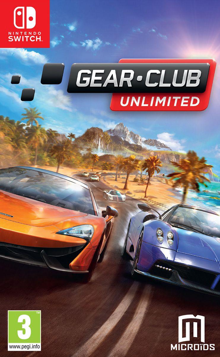 Jeu Gear Club Unlimited sur Nintendo Switch (Dématérialisé)