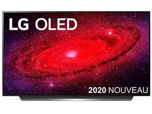 "TV 48"" LG OLED48CX6 - 4K UHD, 120 Hz, HDR10 Pro, Dolby Vision IQ & Atmos, Smart TV"